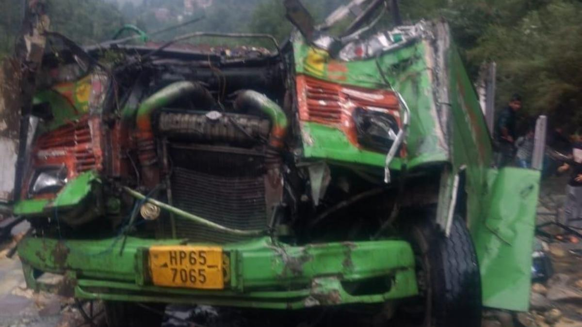 44 Died in Road Accident in Kullu, CM orders magisterial probe
