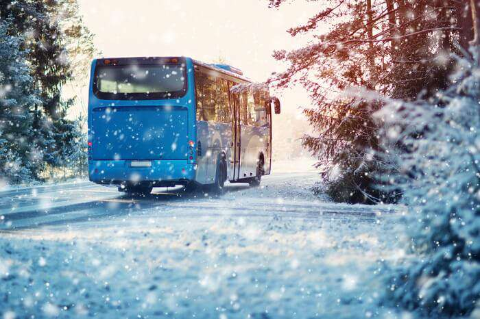 People Now Avail Electric Bus Services From Manali to Rohtang Pass