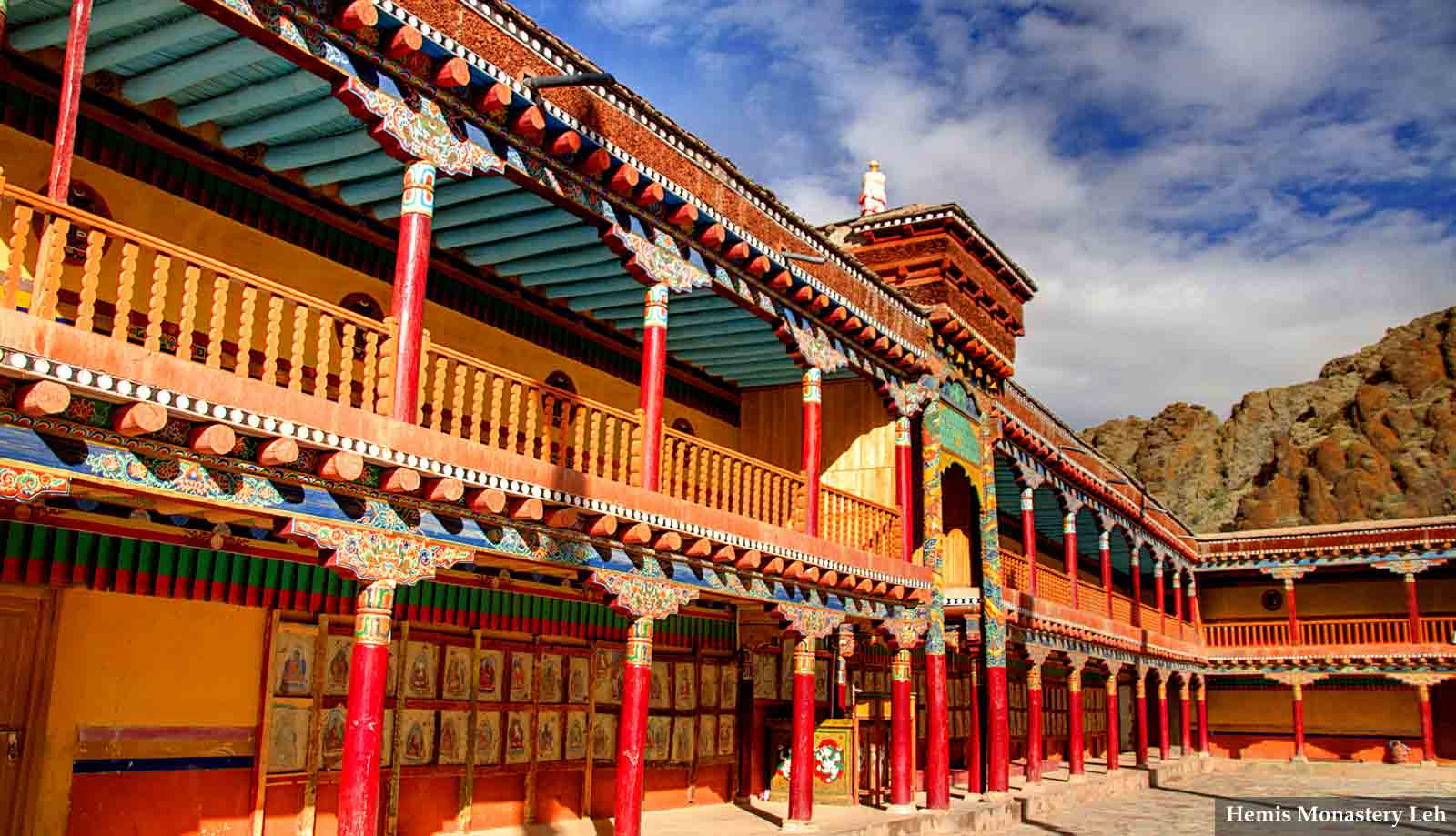 Top Places To Visit In Leh Ladakh