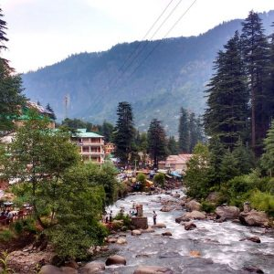 5 Top Differences between Old Manali and New Manali: