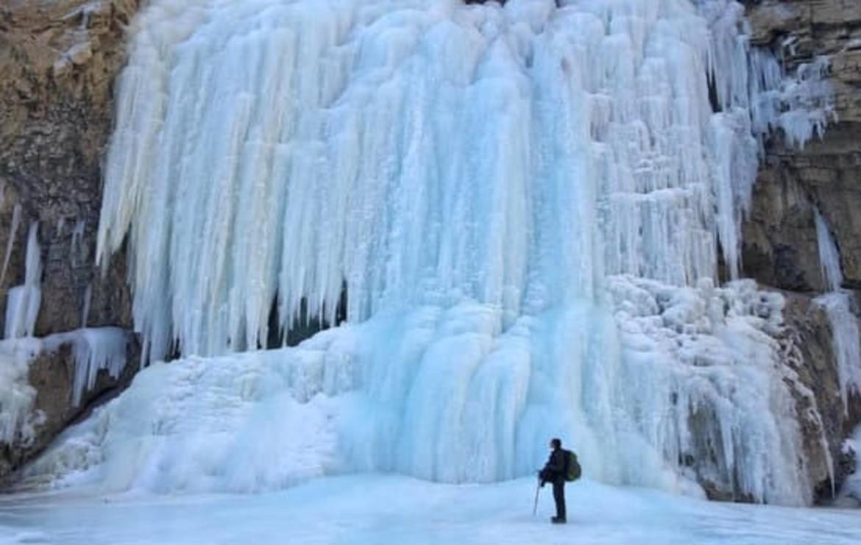 The Head Tripping Chadar Trek Checklist For An Ice Crowned Frozen Walk