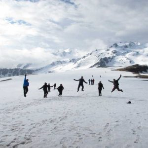 Longing to Beat the Stress? Hit the Sar Pass Trek